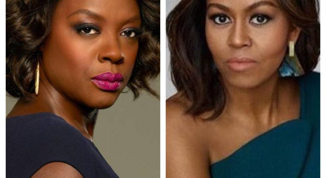 Viola Davis interpretará a Michelle Obama en nueva serie