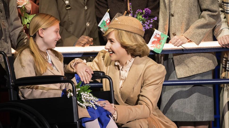 El musical de Lady Di llegará a Broadway