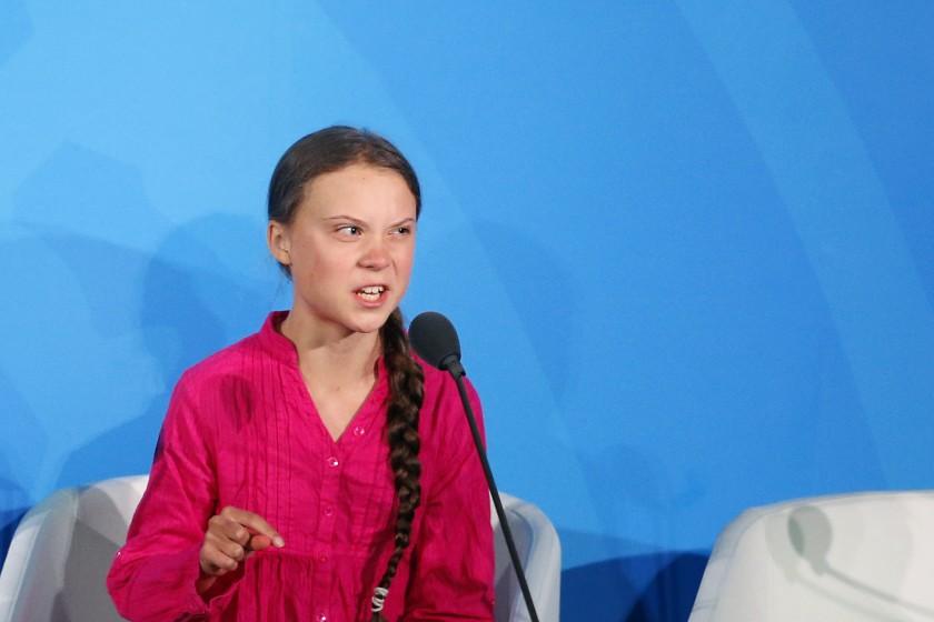 Discurso de Greta en versión Death Metal sueco se hace viral