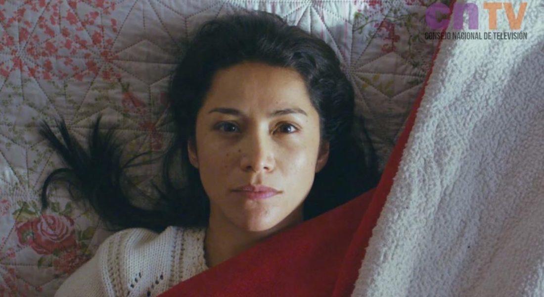 Cruda serie con Loreto Aravena gana premio CNTV
