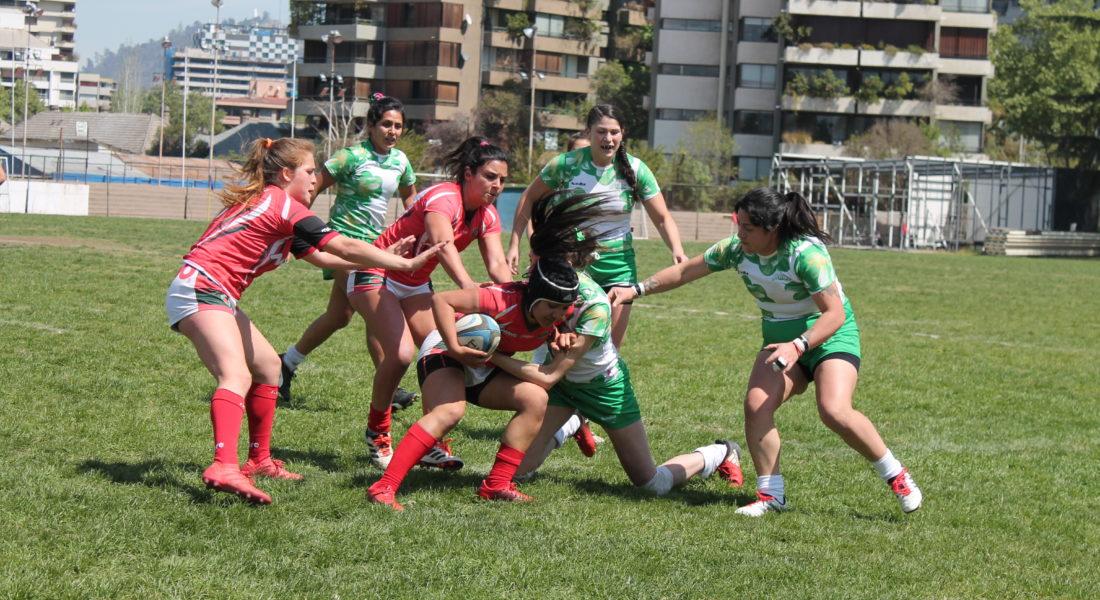 Imbatibles: Valparaíso gana el rugby damas 2019