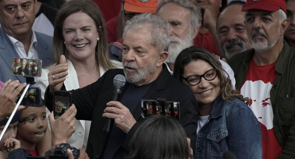Janja: la mujer que lleva a Lula de la cárcel al altar