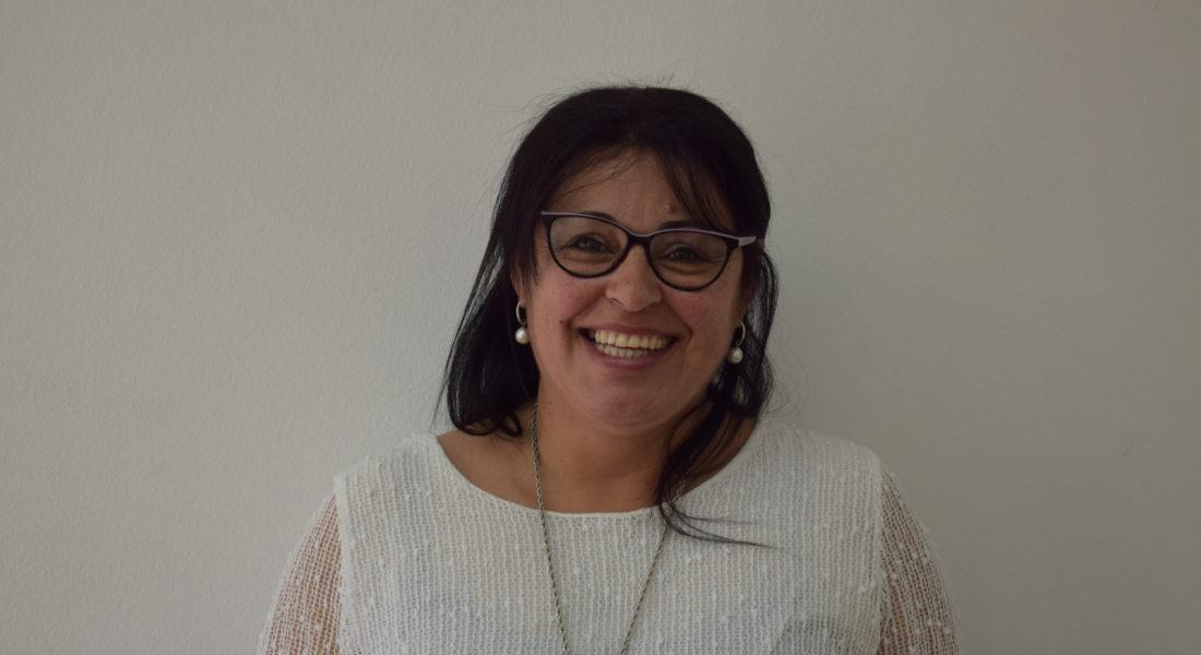 """Sara Garrido, dirigente pesquera: """"Cuando la mujer se interna en el mar es igual al hombre"""""""