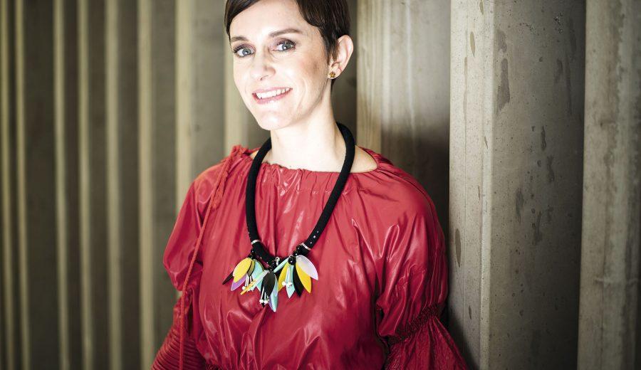 """Sofía Calvo: """"El problema no es de la ropa, es de esta sociedad enferma abusiva que nos ve como objeto"""""""