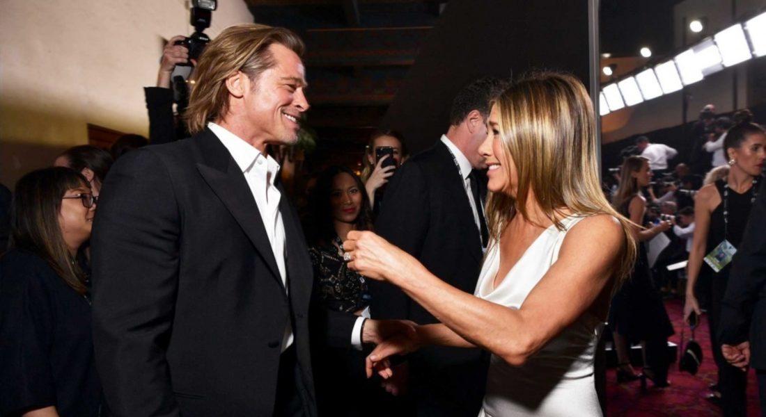 Oscar 2009: el día que Aniston enfrentó a Jolie y Pitt en primera fila